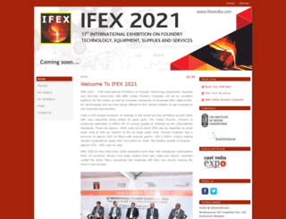 ifexindia.com screenshot