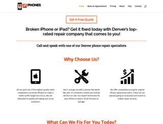 ifixphones.com screenshot