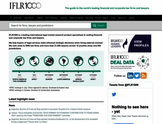 iflr1000.com screenshot