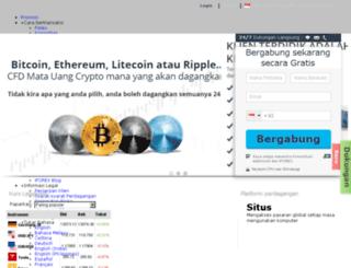 iforex.co.id screenshot