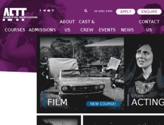 ifss.edu.au screenshot