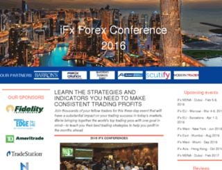 ifxconference2016.com screenshot