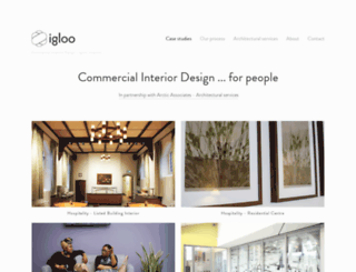 igloointeriors.com screenshot