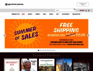 ignatius.com screenshot
