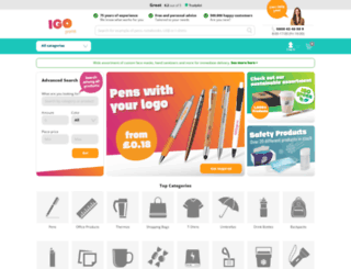 igopost.co.uk screenshot