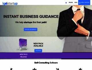igostartup.com screenshot