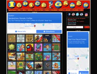 igrice-games.com screenshot