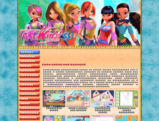 igrywinx.su screenshot