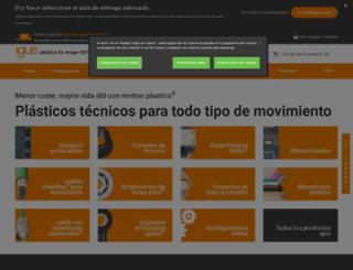 igus.es screenshot