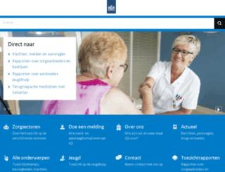 igz.nl screenshot
