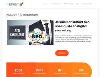 ihaveadream.pro screenshot