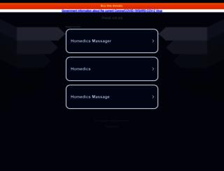 iheal.co.za screenshot