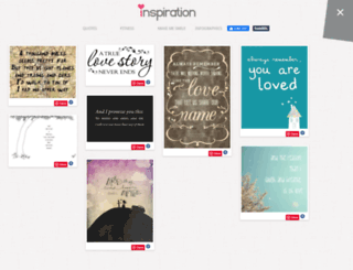 iheartinspiration.com screenshot