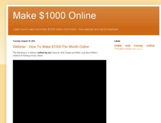 iheartinternetmarketing.com screenshot