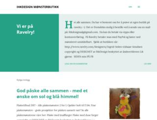 ihkdesign.blogspot.no screenshot