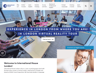 ihlondon.com screenshot