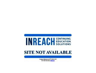 iicle.inreachce.com screenshot