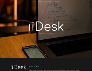 iidesk.nl screenshot