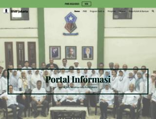iisip.ac.id screenshot