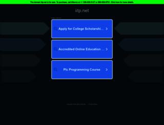 iitp.net screenshot