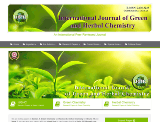 ijghc.com screenshot