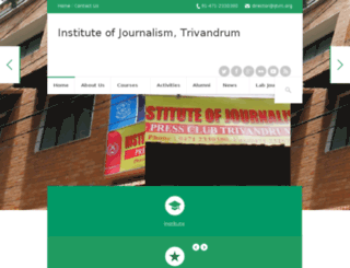 ijtvm.org screenshot