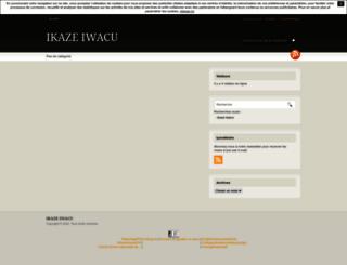 ikazeiwacu.unblog.fr screenshot