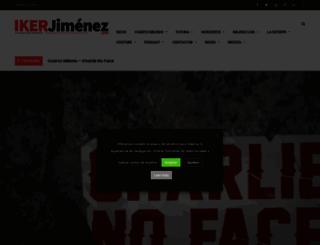 ikerjimenez.com screenshot