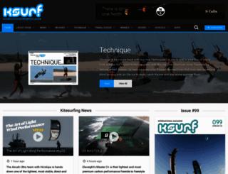 iksurfmag.com screenshot