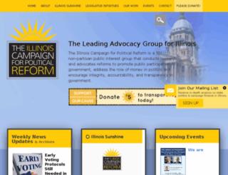 ilcampaign.org screenshot