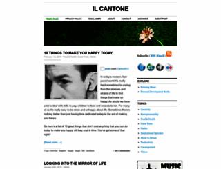 ilcantone.com screenshot