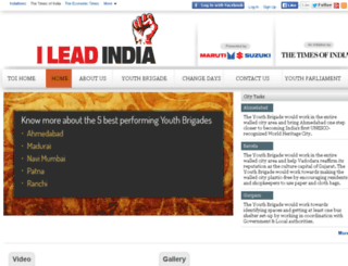 ileadindia.com screenshot