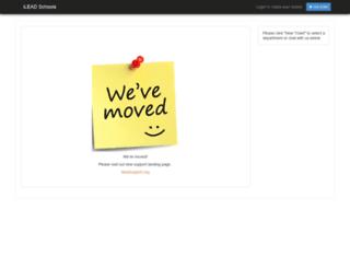ileadschools.mojohelpdesk.com screenshot