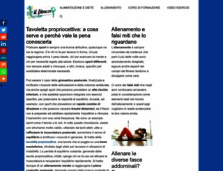 ilfitness.com screenshot