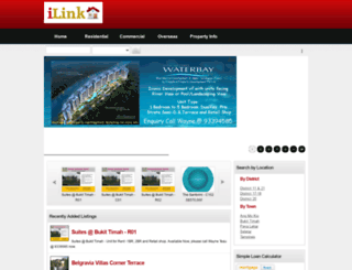 ilinkproperty.com screenshot