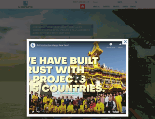 ilkconstruction.com screenshot