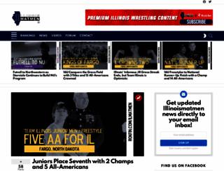 illinoismatmen.com screenshot