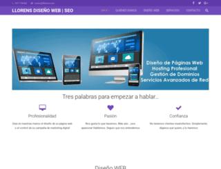illorens.com screenshot