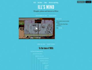 illves.tumblr.com screenshot