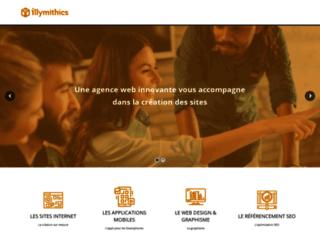 illymithics.fr screenshot