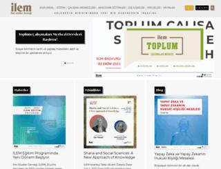 ilmietudler.org screenshot