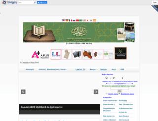 ilminfazileti.blogcu.com screenshot
