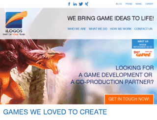 ilogos-ua.com screenshot