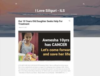 ilovesiliguri.com screenshot