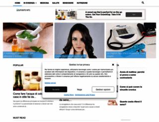 ilpuntontc.it screenshot