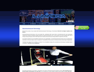 ilumimedia.com screenshot