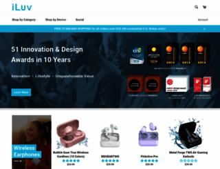 iluv.com screenshot