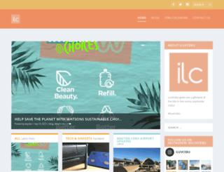 iluvcebu.com screenshot