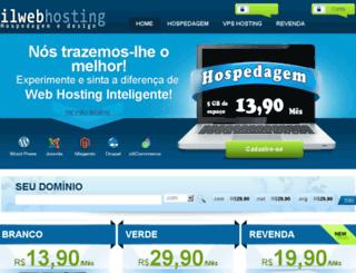 ilweb.com.br screenshot