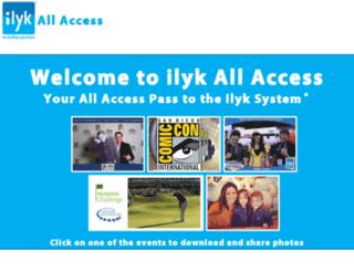 ilykallaccess.com screenshot